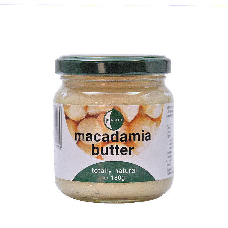 Natural Macadamia Nut Butter