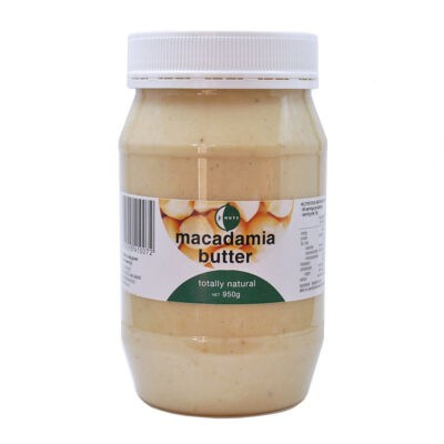 Natural Macadamia Butter