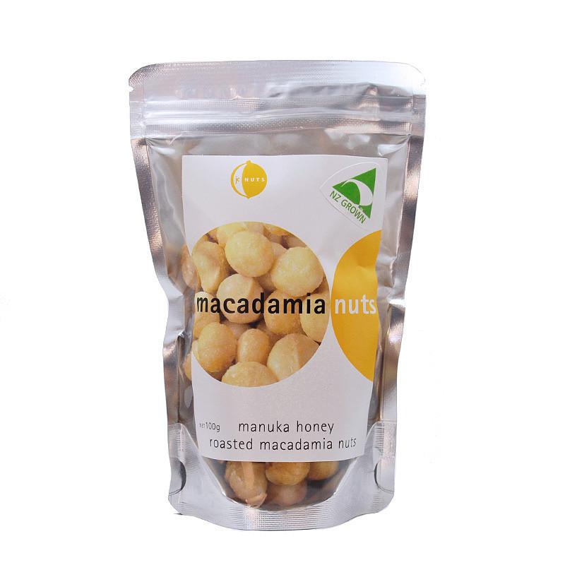 Manuka Honey Macadamia Nuts